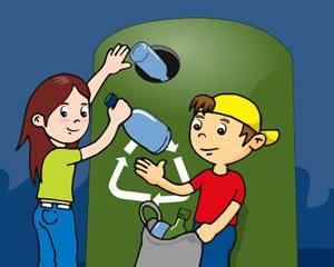 niños reciclando (grande)